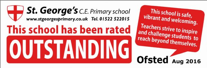 Ofsted Outstanding quotation banner